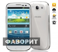 Samsung Galaxy S III GT-I9300 16Gb Marble White РСТ