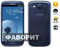 Samsung Galaxy S III GT-I9300 16Gb Blue РСТ