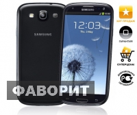 Samsung Galaxy S III GT-I9300 16Gb Black РСТ
