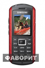 Samsung Xcover B2710 Black Red