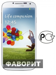 Samsung Galaxy S4 GT-i9500 16Gb White РСТ
