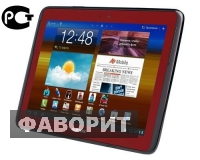 Samsung Galaxy Tab 2 10.1 P5100 16Gb Red Rs