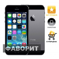 Apple iPhone 5S 16Gb Space Gray LTE A1530 РСТ