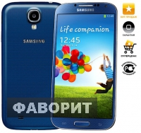 Samsung Galaxy S4 GT-I9505 16Gb LTE Blue РСТ
