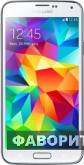 Samsung Galaxy S5 16Gb SM-G900F White РСТ