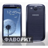 Samsung Galaxy S3 GT-I9300I Duos Metallic Blue Рст