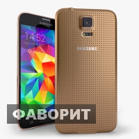 Samsung Galaxy S5 mini SM-G800F LTE 16Gb Gold РСТ