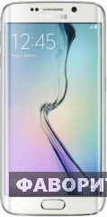 Samsung Galaxy S6 Edge SM-G925F 32Gb LTE White Ростест