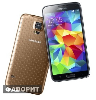 Купить Samsung Galaxy S5 16Gb Duos G900FD Gold