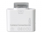 APPLE iPad 2,3 Camera Connection Kit USB + Card Reader (microSD, SD)