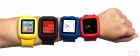 Чехол / Браслет для iPod nano6: Griffin Slap Watch Wristband black