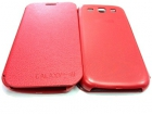 Flip cover для Samsung Galaxy i9300 S3 / III Red
