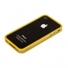 GRIFFIN Reveal Frame для iPhone 4/4S (Бампер) Yellow / Желтый