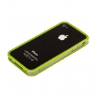 GRIFFIN Reveal Frame для iPhone 4/4S (Бампер) Green / Зеленый
