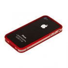 GRIFFIN Reveal Frame для iPhone 4/4S (Бампер) Red / Красный