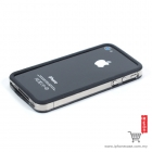 GRIFFIN Reveal Frame для iPhone 4/4S (Бампер) Black / Черный