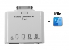 Camera Connection Kit + файловый менеджер iFile