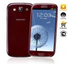 Samsung Galaxy S III GT-I9300 16Gb Garnet Red РСТ