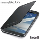 Samsung Galaxy Note 2 N7100 Чехол Flip cover Black