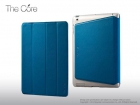 The Core / Smart Case для iPad 2, 3, 4 Blue +пленка