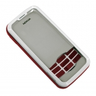 Корпус Nokia 7610 White-Red