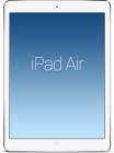 Apple iPad Air 16Gb Wi-Fi + Cellular Silver