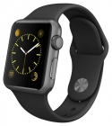 Apple Watch Sport 38mm with Sport Band Black